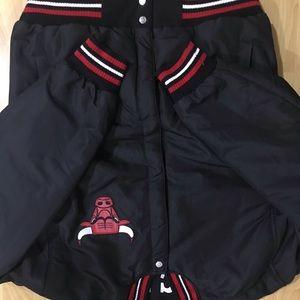 NBA Chicago Bulls Baseball jacket